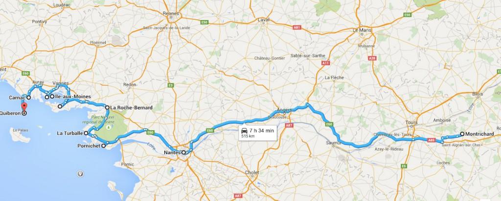 Circuit Bretagne 1