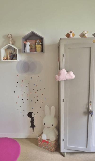 d corer la chambre de b b le rire des anges. Black Bedroom Furniture Sets. Home Design Ideas