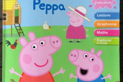 Préparer la rentrée en petite section avec Peppa Pig