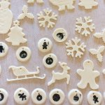 Pâte à sel et déco de Noël!