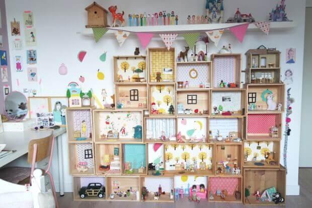10 astuces de rangement de jouets diy le rire des anges for Rangement de maison