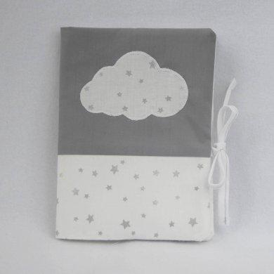 box naissance nuage argente