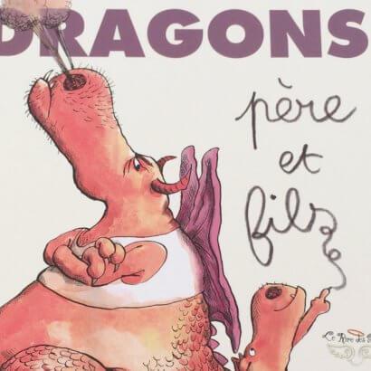 dragons pere et fils