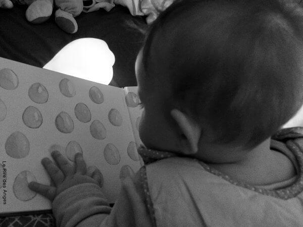 10 mois de ma fille