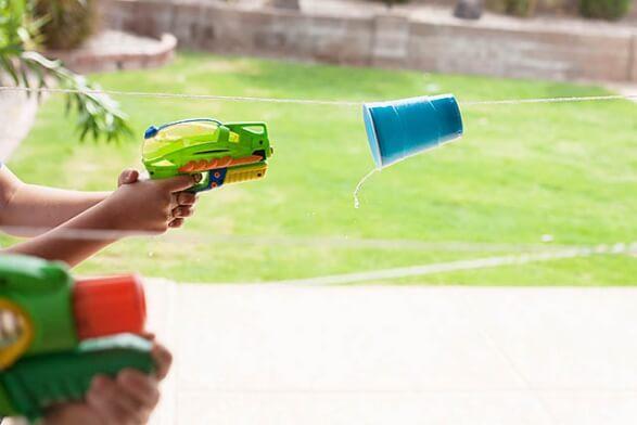 activites exterieures pour enfants